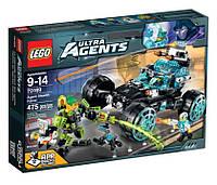 Lego Ultra Agents Секретный патруль агентов 70169