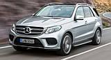 Mercedes GLE/ML klass W166