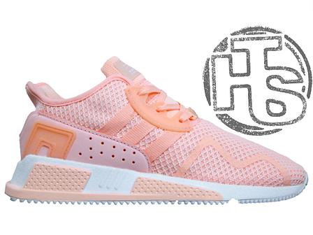 Жіночі кросівки Adidas EQT Cushion ADV Pink/White, фото 2
