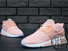 Жіночі кросівки Adidas EQT Cushion ADV Pink/White, фото 3