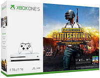 Microsoft Xbox One S 1TB + Playeruknown's Battlegrounds (234-00309)