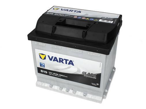 Аккумулятор VARTA BLD 45Ah EN400 R+ (B19), фото 2