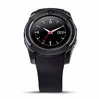 Умные часы Smart Watch GSM Camera V8 Black