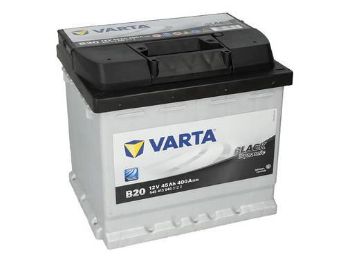Аккумулятор VARTA BLD 45Ah EN400 L+ (B20), фото 2