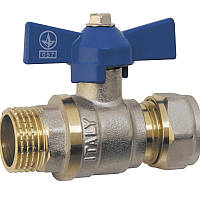 SD Шар.кран  1/2н*16 вода   SD331W1516