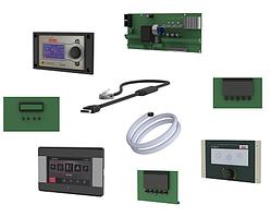 Платы, модули, кабеля