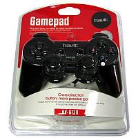 Джойстик GAMEPAD  HAVIT HV-G130 USB,PS2 black