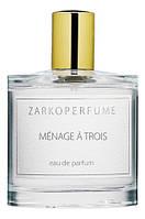 Оригинал Zarkoperfume Menage a Trois 100ml edp Заркопарфюм Менаж а Труа / Заркопарфюм Троя