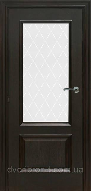 Двери Брама 31.2 дуб венге