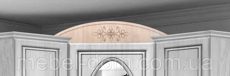 Корона на шкаф, на антресоль 1480 Василиса Береза, Яблоня