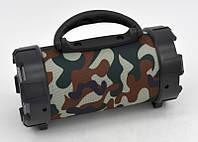 Портативная bluetooth колонка MP3 плеер F18 Camo, фото 1