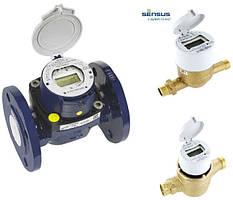 Cчетчики холодной воды с встроенными радиомодулями для работы с системой передачи данных SENSUS RF
