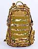 Рюкзак тактический Tactic V-30л TY-9332-M камуфляжный 40х26х15 см, фото 2