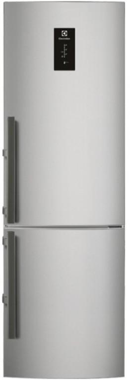 Двухкамерный холодильник Electrolux EN3454MOX