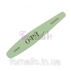 OPI Бафф-блеск 1000/4000 грит