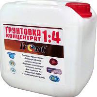 Грунтовка Фронт (front) концентрат 1:4 Харьков (10л)