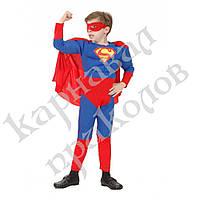 Маскарадный костюм Супермен Премиум (размер М)