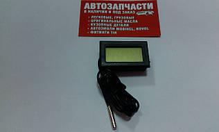 Термометр электронный черный без батареек
