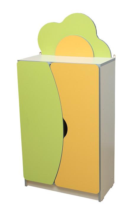 Стенка Цветочная Поляна №2 (600*300*1247h)
