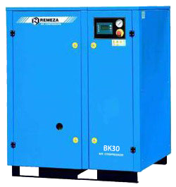 Безмасляный винтовой компрессор Remeza ВК30-1,5