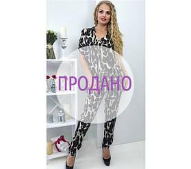 Женский летний костюм «Патрисия»