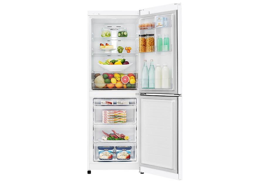 Двухкамерный холодильник Lg GA-B389SQQZ