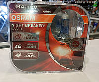 Лампы Osram H4 +130 NIGHT BREAKER 64193 NBL, фото 1