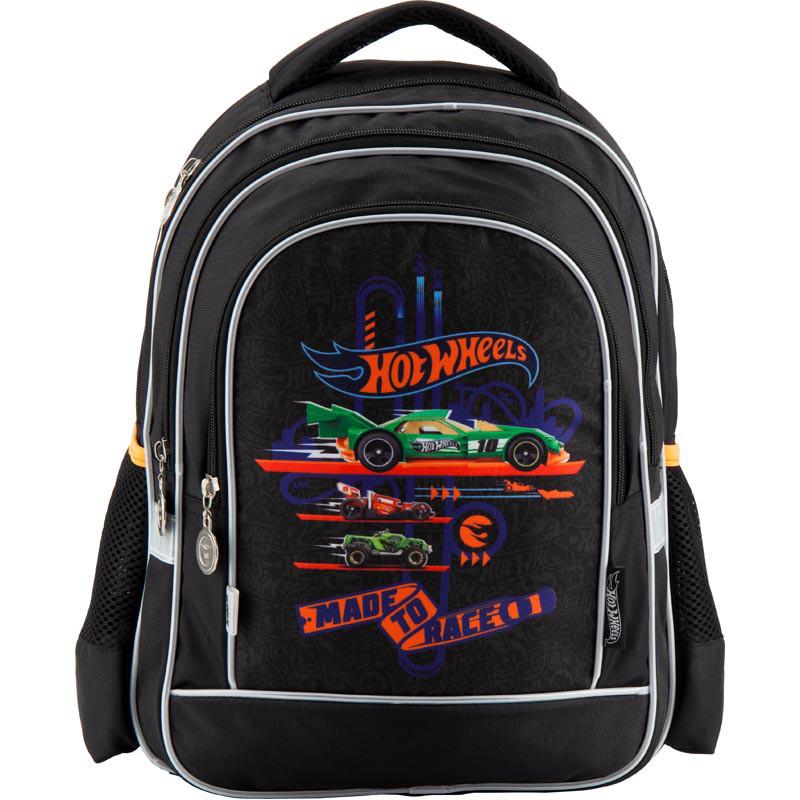 Рюкзак шкільний Kite Hot Wheels HW18-509S