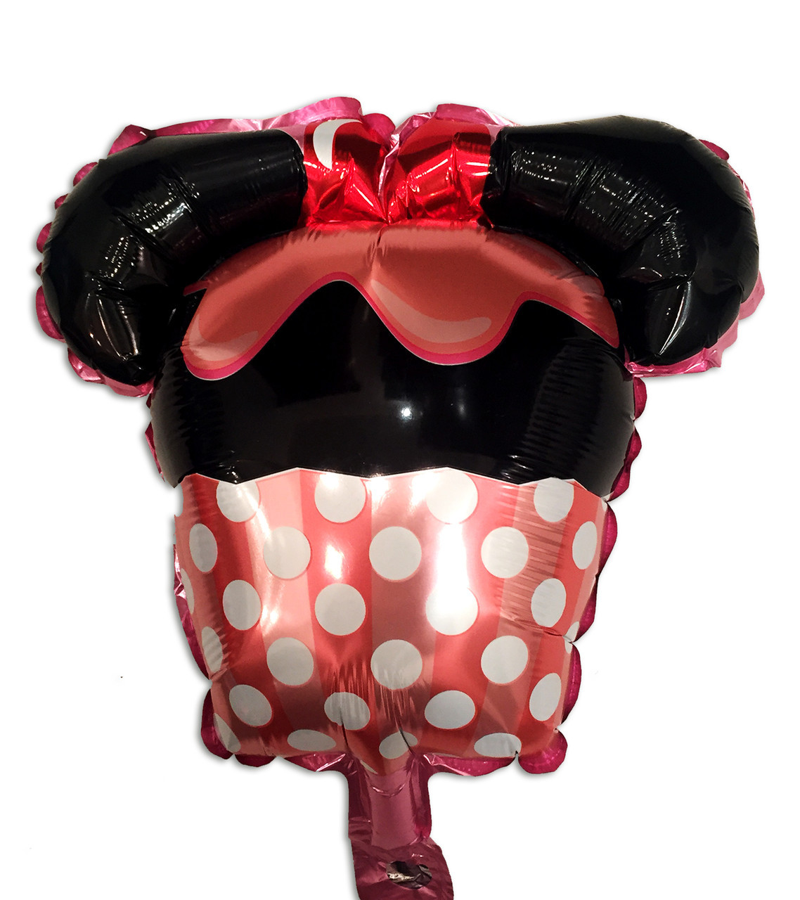 Фольгированный шар кексик Мини Маус