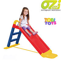 Детская горка Children Slide 140 см марки Tobi Toys