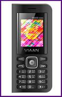 Телефон Viaan V11 (Black). Гарантия в Украине 1 год!