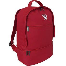 Спортивный рюкзак с отделением для обуви Swift красный