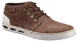 Брендовые кожаные кроссовки-кеды Columbia Vulc N Vent, Оригинал