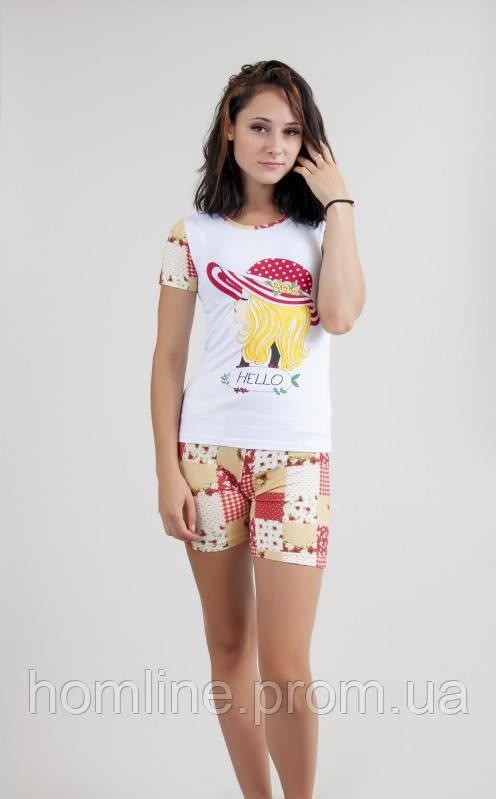 Домашняя одежда Lady Lingerie комплект 7368 L