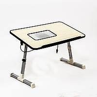 Эргономический мультифункциональный столик для ноутбука