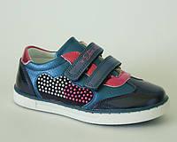 Детские кросcовки  для  девочки Tom.М Вark blue, фото 1