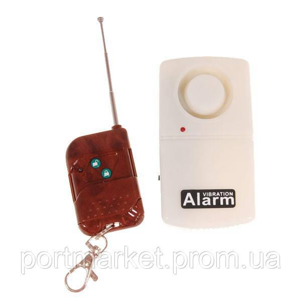 Охранная сигнализация «Vibration Alarm» с брелком