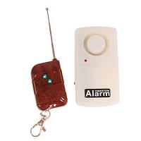 Охранная сигнализация «Vibration Alarm» с брелком, фото 1