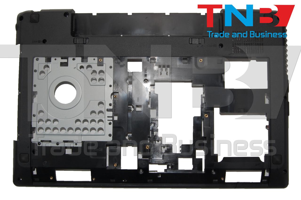 Нижня частина (корито) Lenovo G580, G585 без HDMI Чорний Тип2