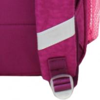 светоотражатель на шлейке рюкзака