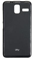 Чохол Utty U-TPU case Lenovo S580 Black