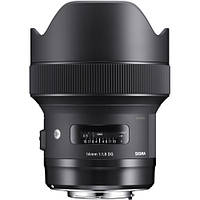 Объектив Sigma 14mm f1.8 DG HSM Art Lens for Canon EF (450954), фото 1
