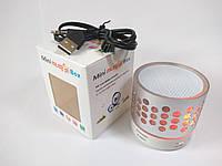 """Портативная Bluetooth колонка """"Mini music box"""" с светомузыкой"""