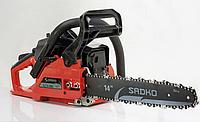 Бензопила Sadko GCS 450Е (2,4 л.с. 45см)