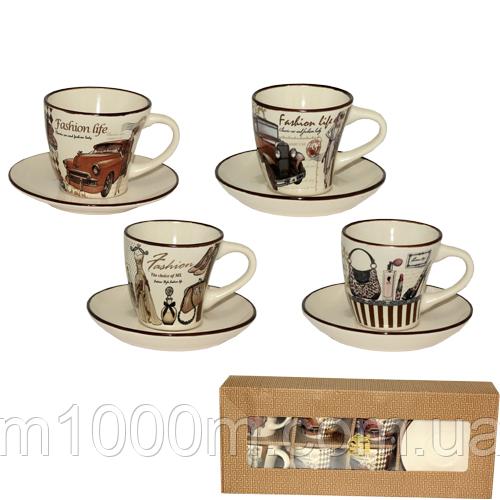 Сервиз чайный 12 пр. Fashion 1517-06