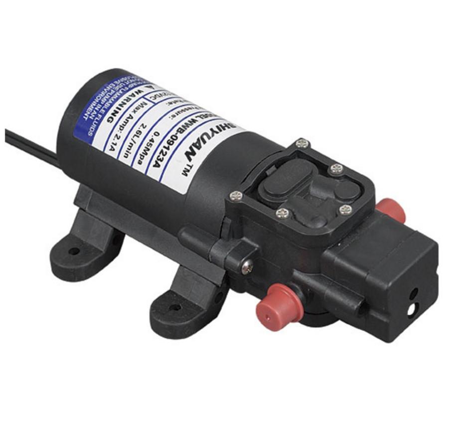 Насос с поддержкой давления в системе 12V 3,6л/мин WW-09127A
