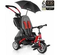 Велосипед Puky CAT S6 Ceety 2018 red  ( c зонтом)