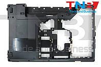 Нижняя часть (корыто) Lenovo G560 G565 без HDMI Черный