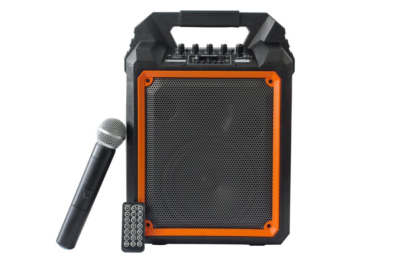 Портативная акустическая система Clarity MAX6W