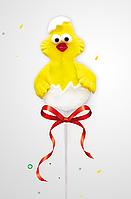 Пасхальные сувениры из карамели с логотипом Опт от 200 шт, фото 1